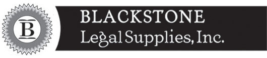Blackstone Legal Supplies